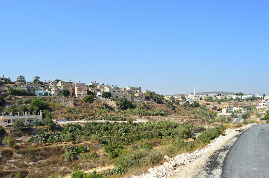 Salfit City Welcome To Palestine