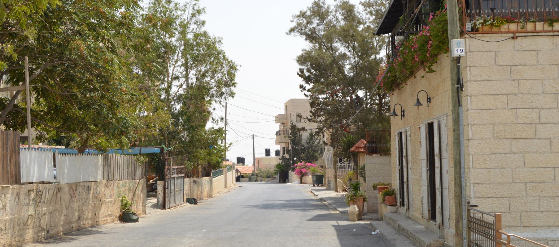 Hizma, Palestine
