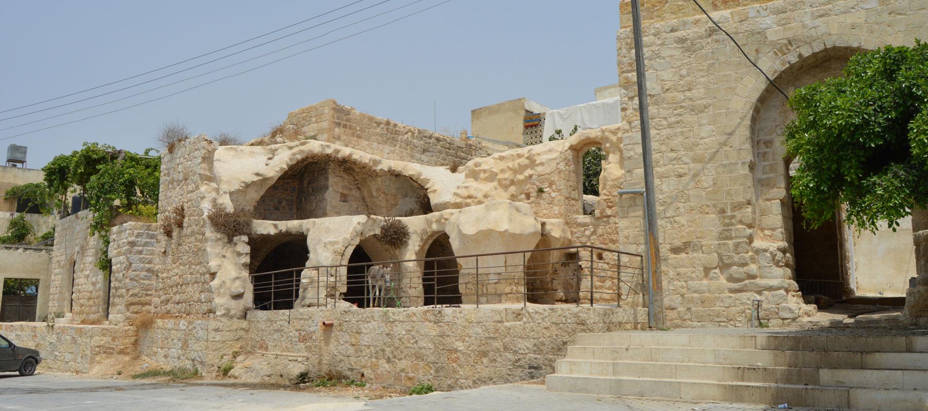 Jammain, Palestine