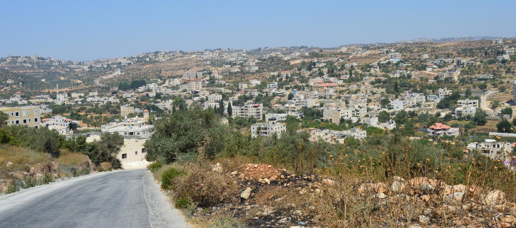 Jifna Palestine