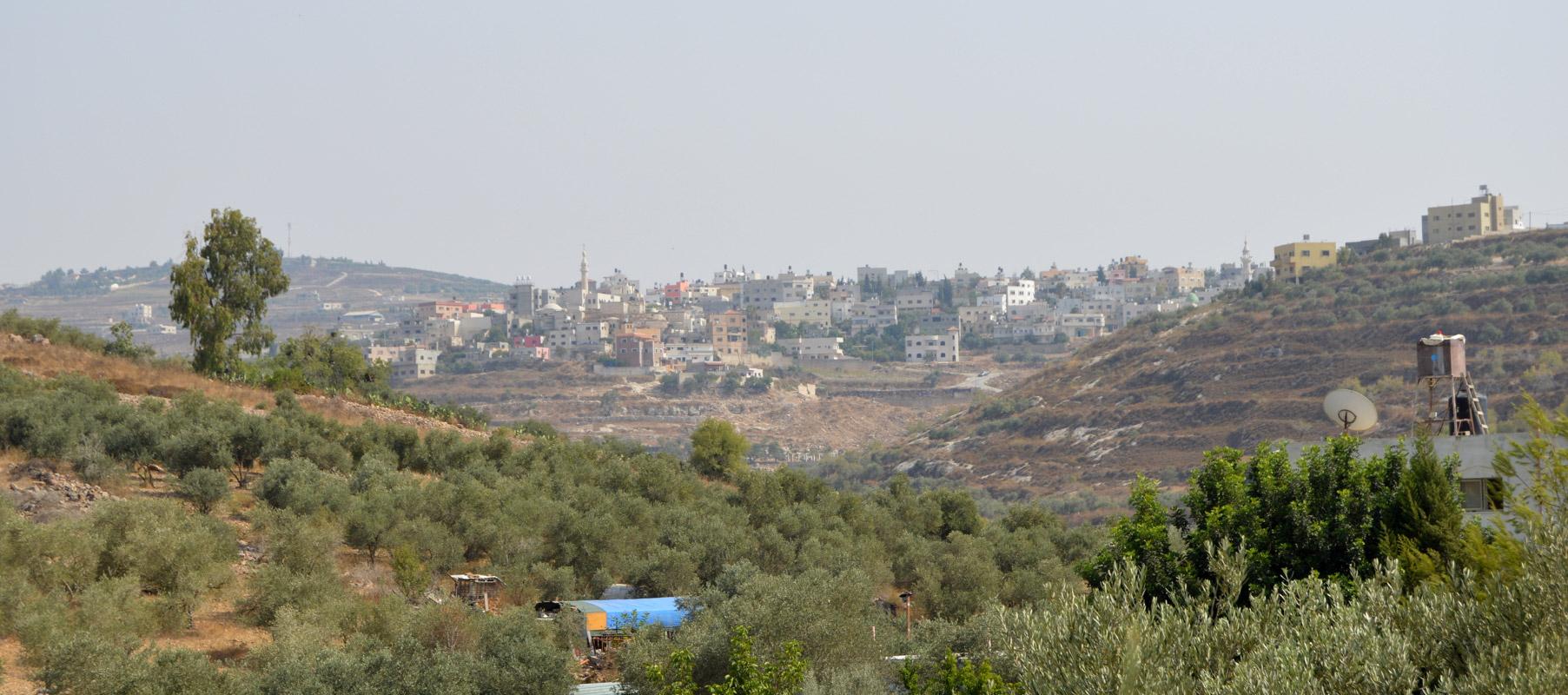 Sarra palestine