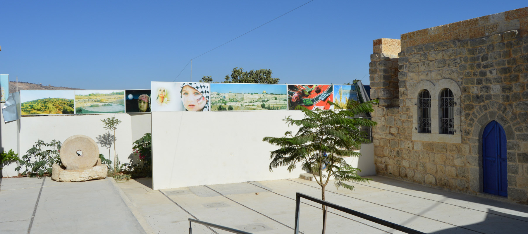 Yabrud , Palestine