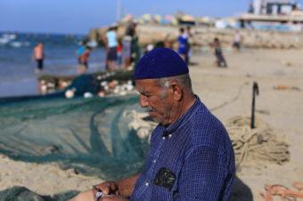 Repairing the Nets - Mohammed Zaanoun
