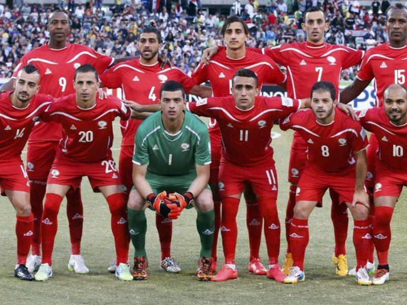 Photo: via Palestine Football Association