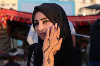Bedouin Heritage in Gaza - Mohammed Zaanoun