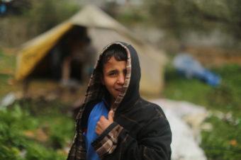 An Involuntary Camping Trip - Mohammed Zaanoun