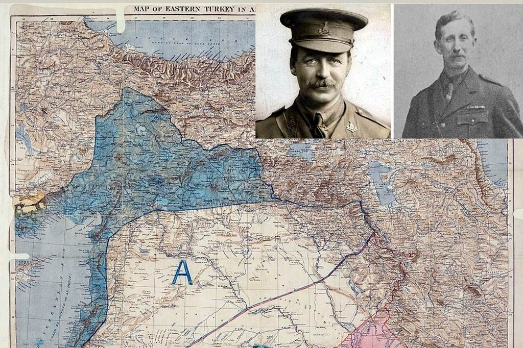 What was the Sykes-Picot Agreement?